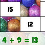 Additions and Subtractions at Christmas