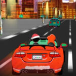 Christmas Car Racing