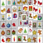 Christmas Mahjong Solitaire