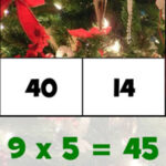 Christmas Times Tables