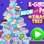 Christmas Tree Challenge: Friki vs Neon
