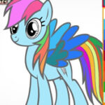 Color My Little Pony
