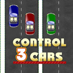 Control 3 cars at once
