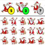 Counting Santa's Number