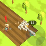 Crowd Farm: Harvest Eating, Feed the Sheep
