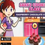 Chocolate Cupcakes Sara's Cooking Class