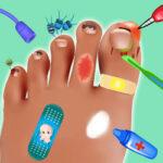 Toenail Healing Game