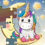 Cute Unicorn Jigsaw Puzzles