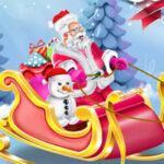 Designing Santa's Sleigh