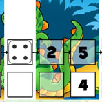 Identify Numbers on a Dice