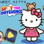 Hello Kitty 5 Differences
