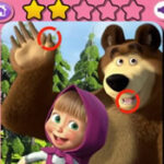 Differences Masha and the Bear