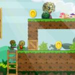 Dino Squad Adventures 2 Player
