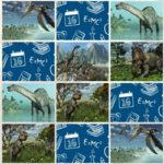 Dinosaur Memory Matching