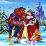 Disney Christmas Puzzles
