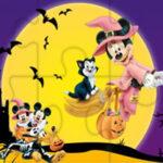 Disney Halloween Jigsaw Puzzles