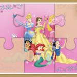 Disney Princesses Jigsaw Puzzles