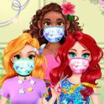 DIY Face Masks Game