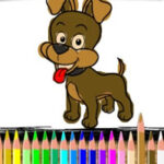 Dog Colouring