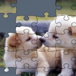 Dog and Puppy Online Jigsaw Puzzles