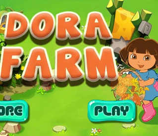 Dora The Explorer Farming game