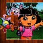 Dora's Online Jigsaw Puzzles