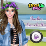 Dress up Barbie Coachella