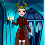 Dress Up Maleficent, Evil Queen