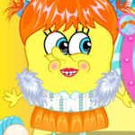 Dress up SpongeBob