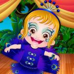 Baby Hazel Costume Contest