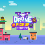 Drone Delivery, Pickup service