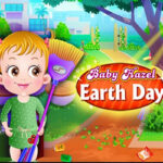 Hazel celebrates Earth Day