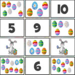 Easter Eggs Counting Game