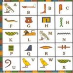 Egyptian Alphabet