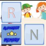 English Alphabet Memory