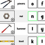 First Letter: Tools