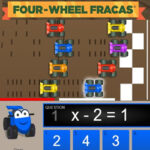 Equation Race: Four Wheel Fracas