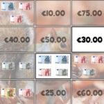 Euro Banknotes Memory