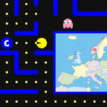 Europe's Geography Pacman