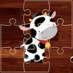 Farm Animals Jigsaw Puzzles