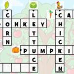 Farm Crossword Puzzle
