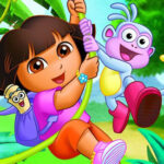 Find Differences with Dora