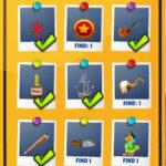 Hidden Objects Pirate