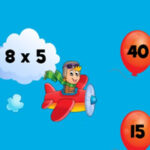 Flappy Math: MULTIPLICATION