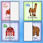 Kids Flashcard Puzzle