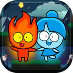 Red Boy and Blue Girl: Forest Maze