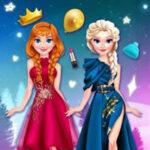 Frozen Winter Ball