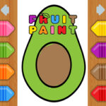 Fruit Colouring