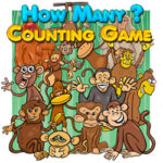 Fun Counting Game. How many are there?