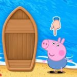 George Pig Sea Adventure